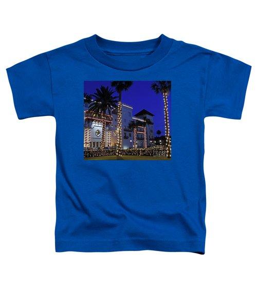 Casa Monica Inn Night Of Lights Toddler T-Shirt