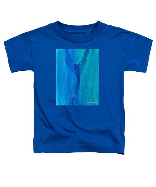 Celestial Angel Toddler T-Shirt