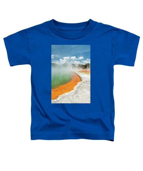Champagne Pool Toddler T-Shirt