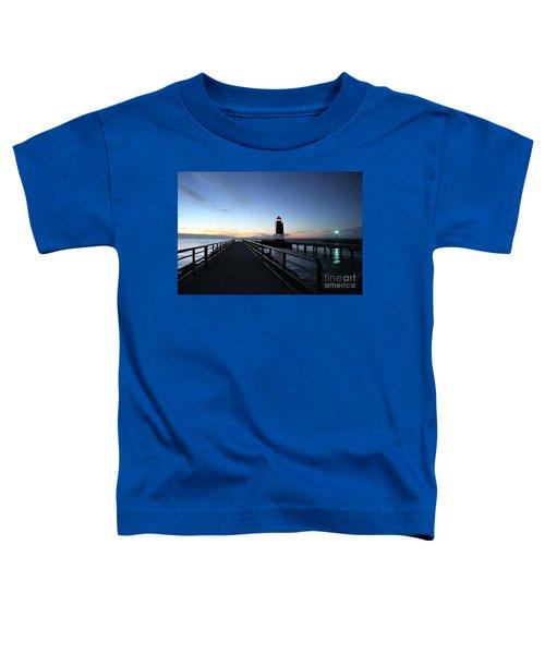 Charlevoix Light Tower Toddler T-Shirt