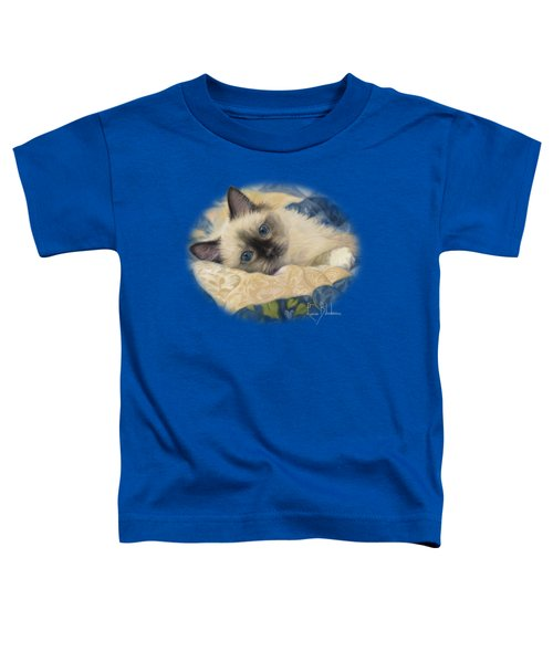 Charming Toddler T-Shirt by Lucie Bilodeau