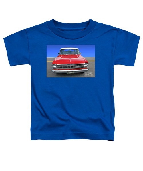 Chev Wagon Toddler T-Shirt