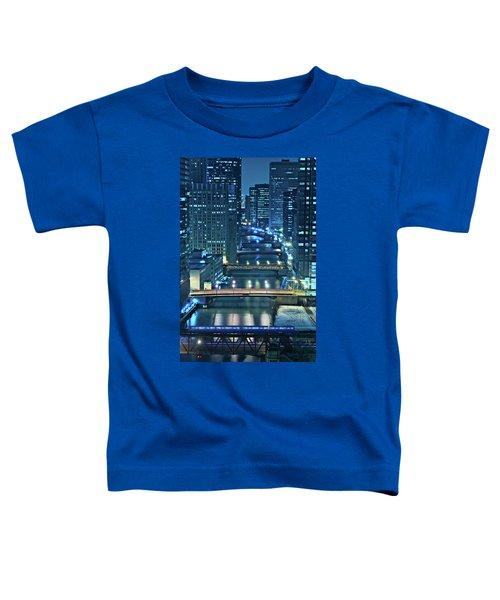 Chicago Bridges Toddler T-Shirt