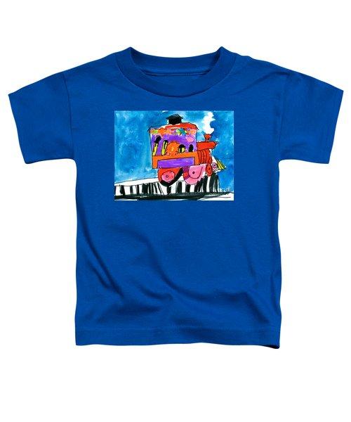 Choochoo Train Toddler T-Shirt