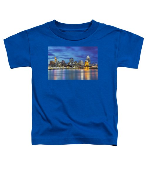 Cincinnati, Ohio Toddler T-Shirt