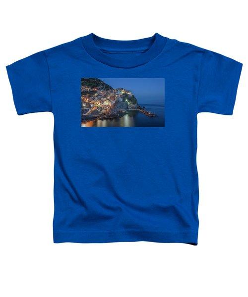 Cinque Terre - Manarola Toddler T-Shirt