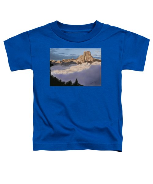 Cold Mountains Toddler T-Shirt