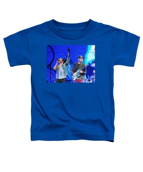 Coldplay6 Toddler T-Shirt