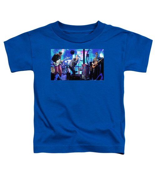 Coldplay7 Toddler T-Shirt by Rafa Rivas