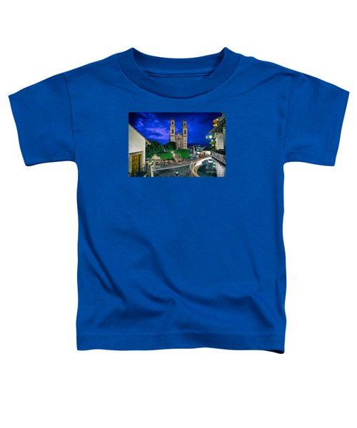 Colonial Town Of Taxco, Mexico Toddler T-Shirt