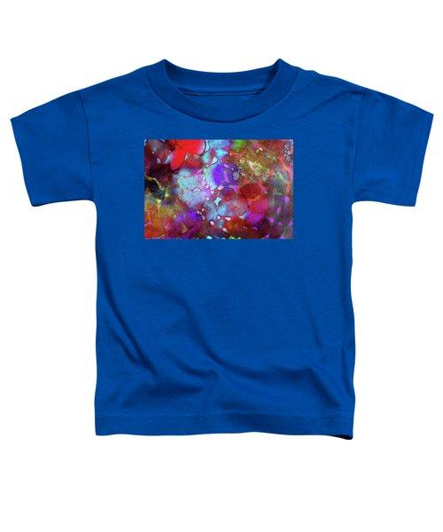 Color Burst Toddler T-Shirt by AugenWerk Susann Serfezi