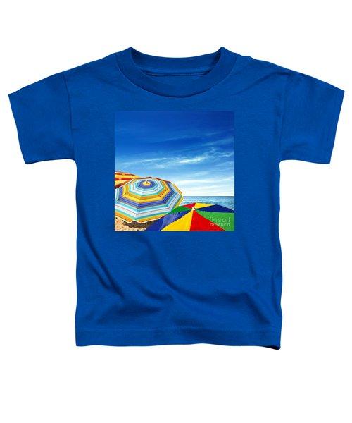 Colorful Sunshades Toddler T-Shirt