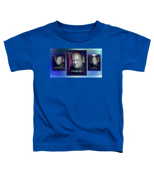 Cometh The Hour . . .  Toddler T-Shirt