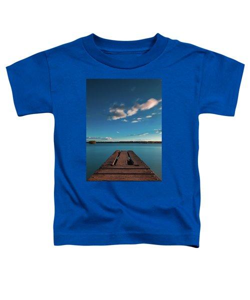 Comfortably Numb Toddler T-Shirt