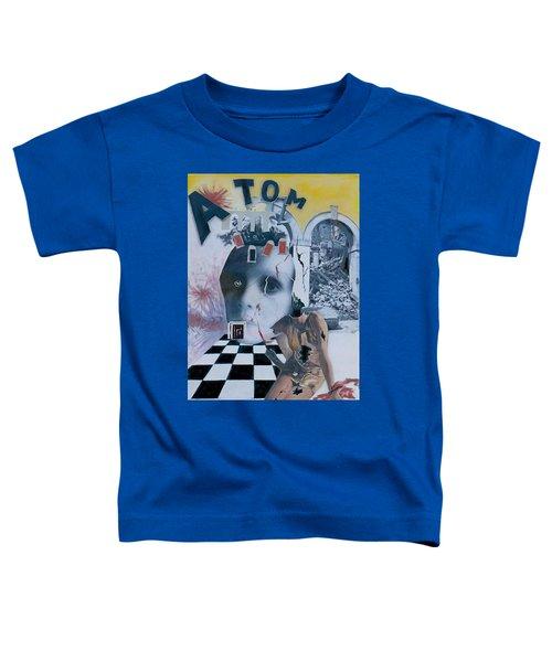 Contrast Toddler T-Shirt