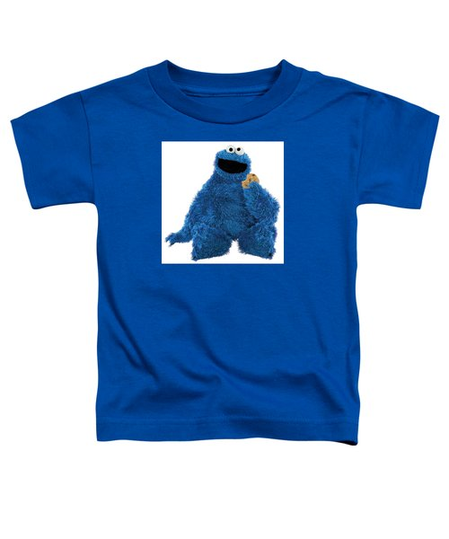 Cookie Monster Toddler T-Shirt