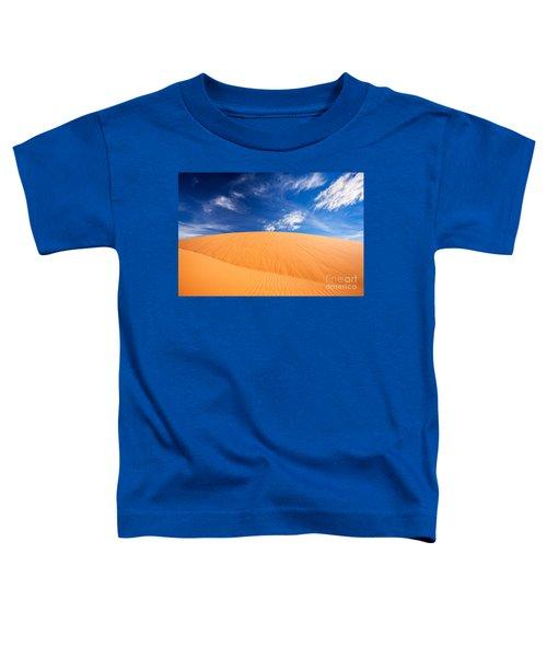Coral Pink Sand Dunes State Park, Kanab, Utah Toddler T-Shirt