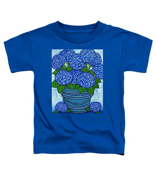Country Blues Toddler T-Shirt