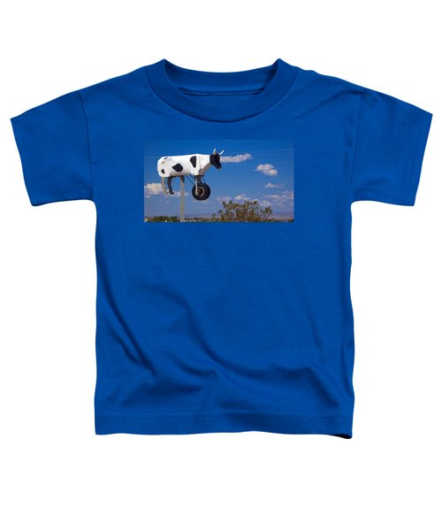 Cow Power Toddler T-Shirt