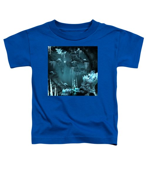 Crystal Cave Mystery Toddler T-Shirt