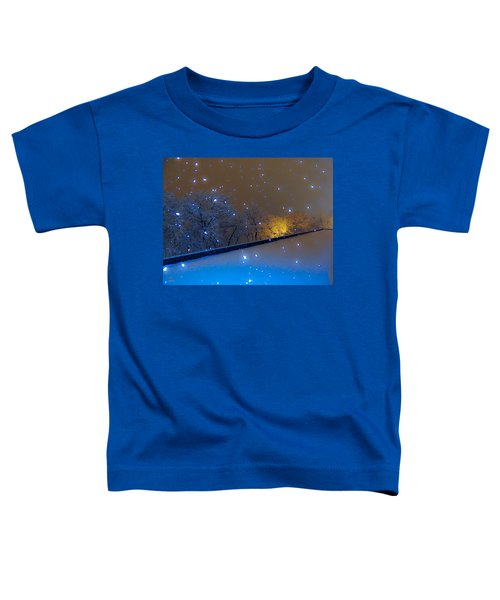 Crystal Falls Toddler T-Shirt