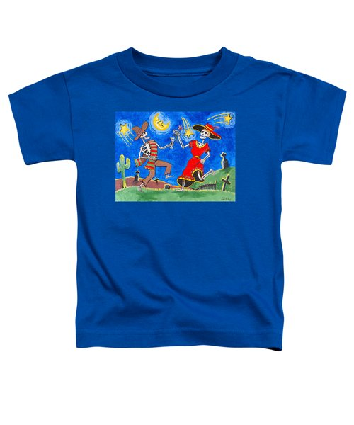 Dance Of The Dead Toddler T-Shirt