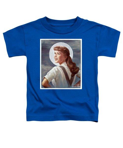 Debbie Reynolds Toddler T-Shirt