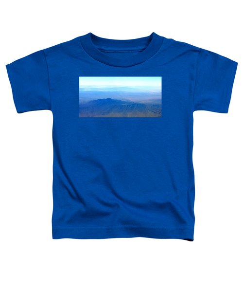 Desert Blues Toddler T-Shirt