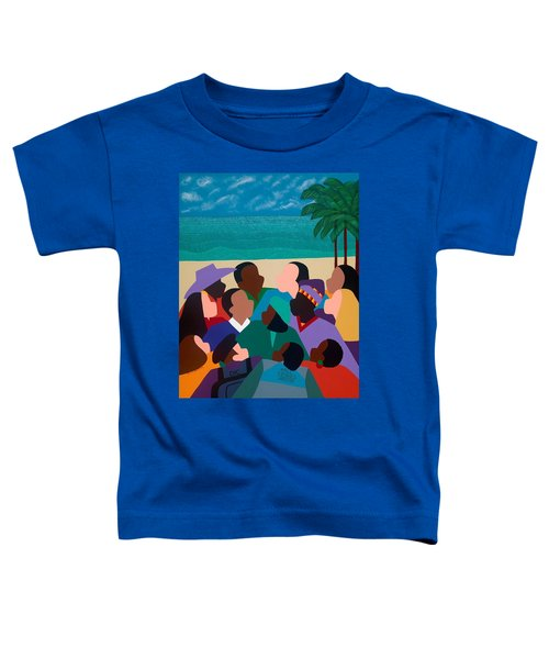 Diversity In Cannes Toddler T-Shirt