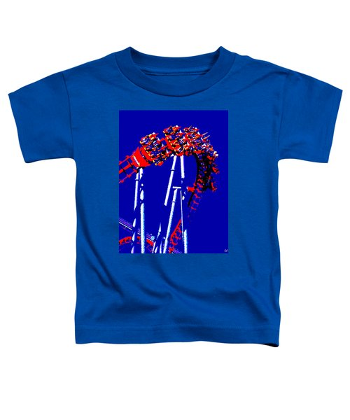 Down Side Up Toddler T-Shirt