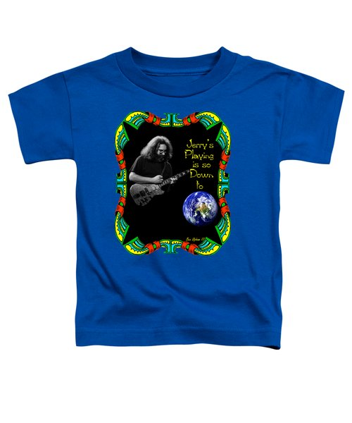 Down To Earth #1 Toddler T-Shirt