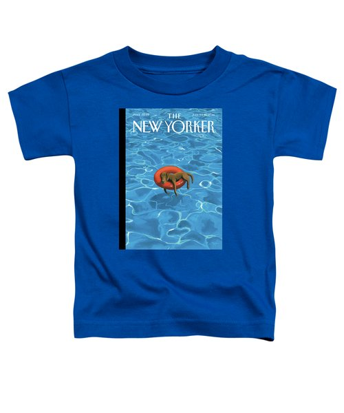 Downtime Toddler T-Shirt