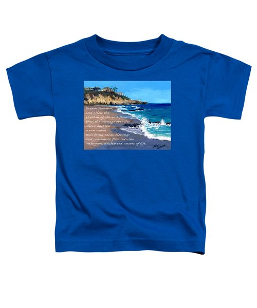 Dream Forward Toddler T-Shirt