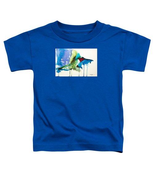Da118 Drip Daniel Adams Toddler T-Shirt