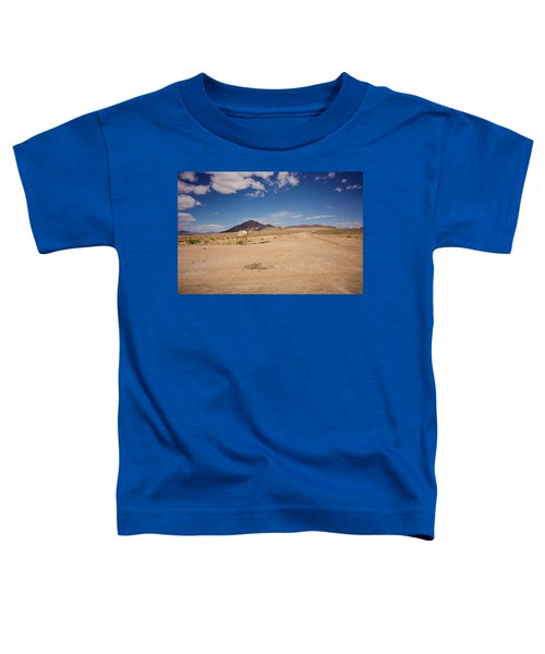 Dry And Oily Toddler T-Shirt