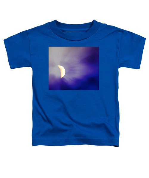 Aries Moon During The Total Lunar Eclipse 3 Toddler T-Shirt