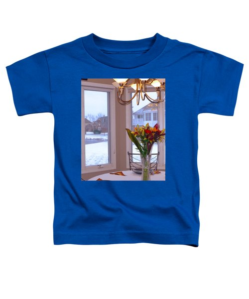 Dusk Dining View Toddler T-Shirt