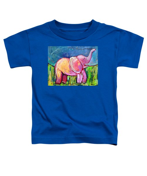 Emily's Elephant 2 Toddler T-Shirt