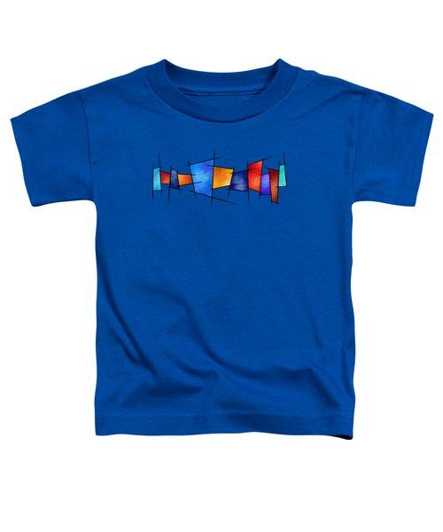 Esseniumos V1 - Square Abstract Toddler T-Shirt