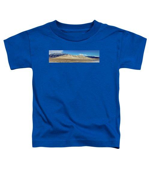 Eureka Dunes - Death Valley Toddler T-Shirt