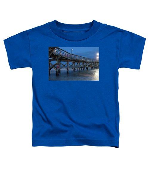 Evening Pier Toddler T-Shirt