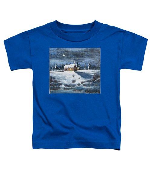 Evening Prayers Toddler T-Shirt
