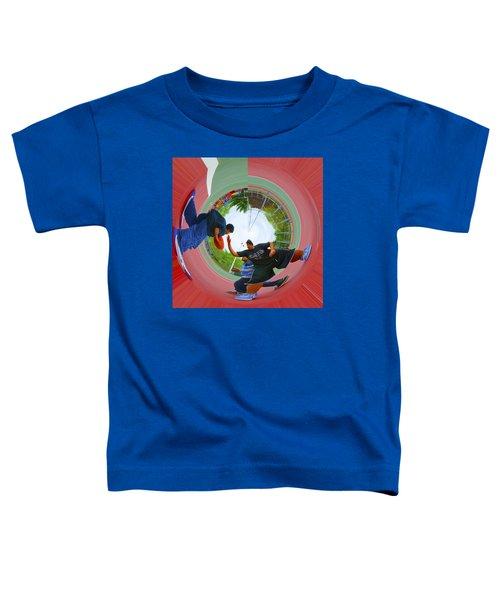 Extreme Pick Up Basketball Toddler T-Shirt