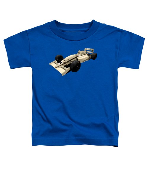 F1 B Racer Art Toddler T-Shirt