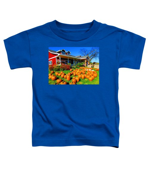 Fall Market Toddler T-Shirt