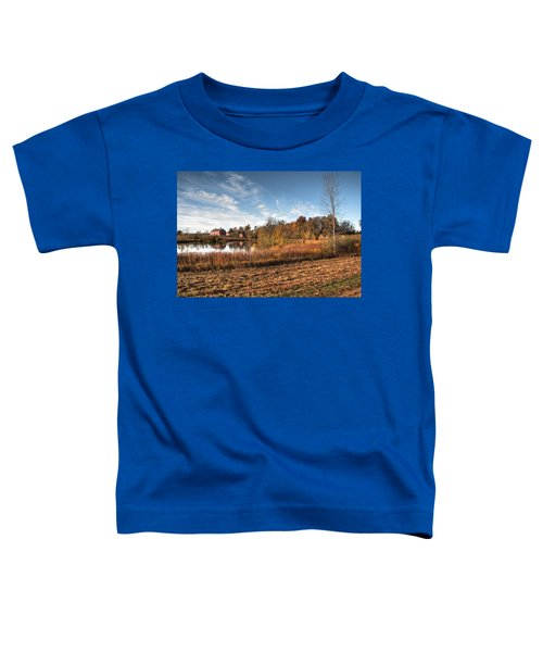 Farm Fall Colors Toddler T-Shirt