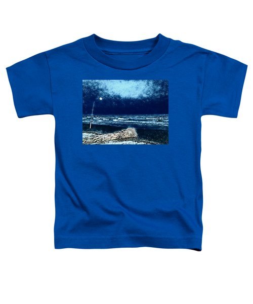 Fishing For The Moon Toddler T-Shirt