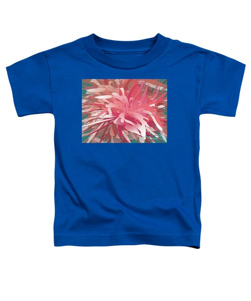 Floral Profusion Toddler T-Shirt