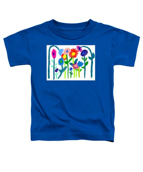 Folk Garden Toddler T-Shirt