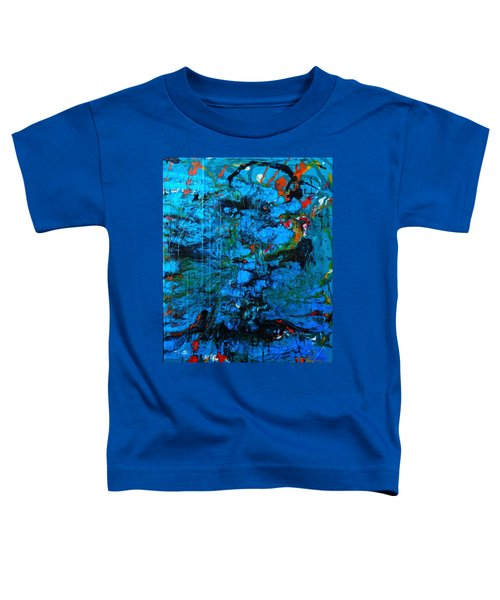 Forces Of Nature Toddler T-Shirt